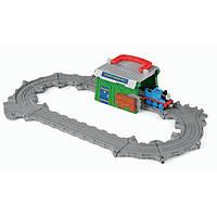 Железная дорога с лесопилкой Томас и друзья Fisher Price Y3018