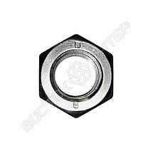 Гайка М72 класс прочности 8.0 ГОСТ 10605-94, DIN 934 | Размеры, вес, фото 2