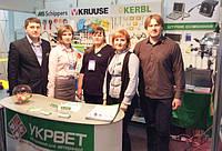 ТОВ «УКРВЕТ» бере участь у VIII східноєвропейському молочному конгресі 2016