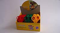 Ножницы детские Tukzar с заокругленными концами,10см для школы и детского творчества .Канцелярские ножницы дет