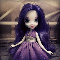 Рарити с аксессуарами My Little Pony Equestria Girls Rarity Doll, фото 1