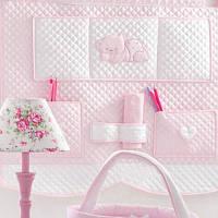 Карман на кроватку MaryBaby Stellina Розовый