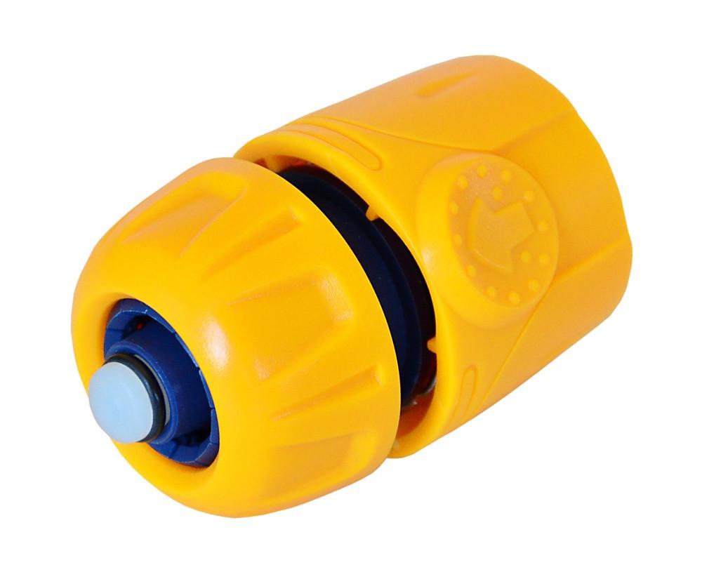 Коннектор пластиковый с аквастопом, 1/2, Verano (арт. 72-101)
