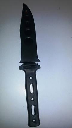Нож в чехле  черный, фото 2