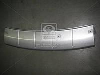 Накладка бампера переднего Mitsubishi OUTLANDER -07 (TEMPEST). 036 0360 920