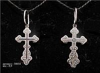 Детский серебряный крестик арт. 30034