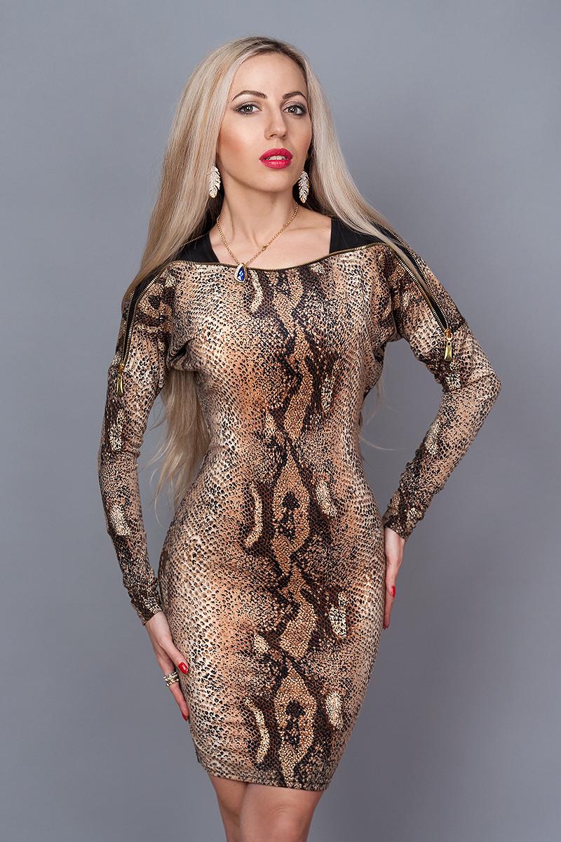 Платье женское модель №170-1, размер 44-46