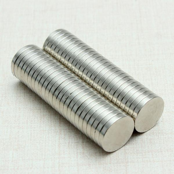Неодимовый магнит 12x2 мм