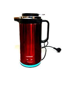 Электрочайник Elbee, Электрочайник термос Boxia 2009, чайник+термос, 2 в 1, объем 1,8 л,