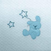 Одеяло в люльку с аппликацией MaryBaby Delice