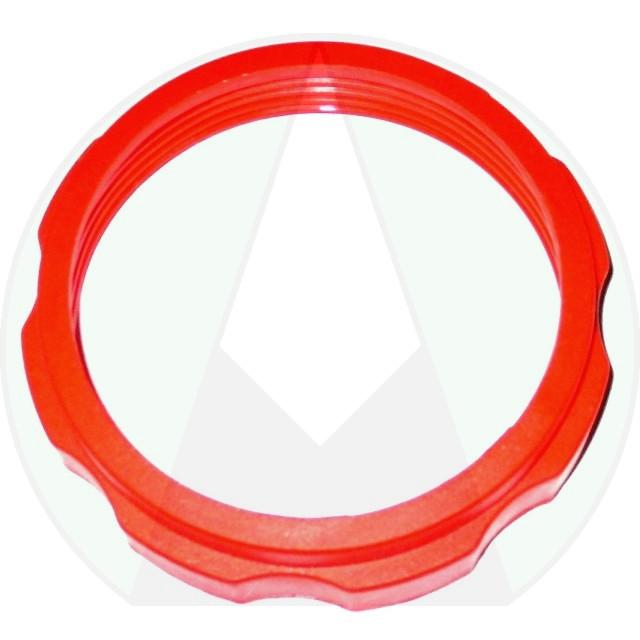 Шайба корпуса малого фильтра красная