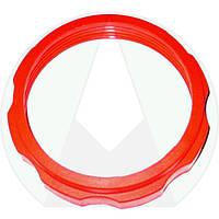 Шайба корпуса малого фильтра красная, фото 1