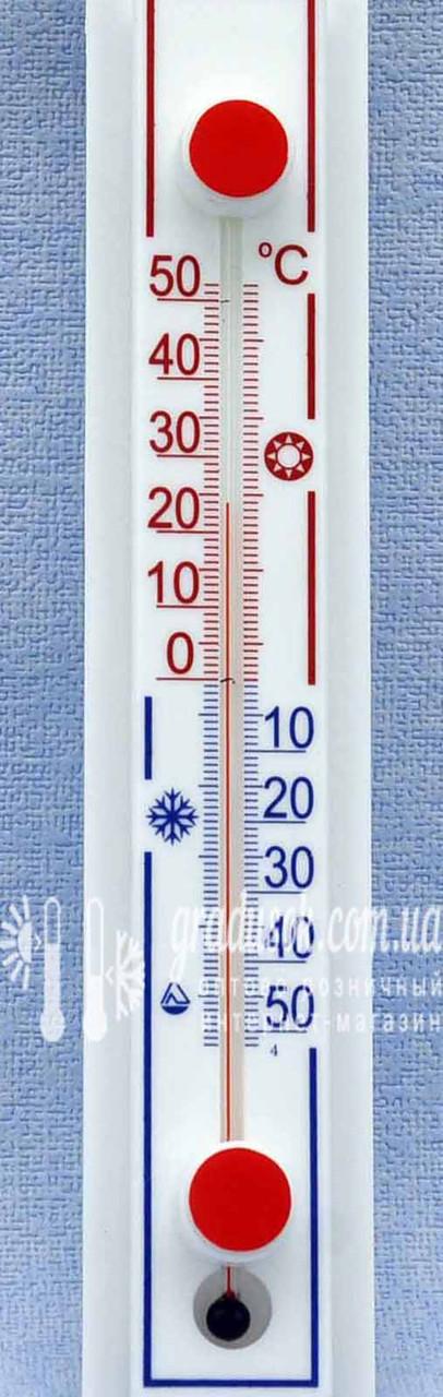 Термометр оконный уличный «Солнечный зонтик»  ТБО исп.1, фото 1