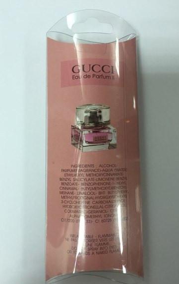 женский мини парфюм Gucci Eau De Parfum Ii 20 Ml реплика продажа