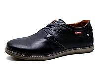 Спортивные туфли Clarks Desert Boot, мужские, натуральная кожа, черные, р. 40 45