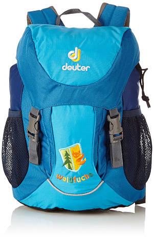 Рюкзак детский Deuter Waldfuchs turquoise (36031 3006)