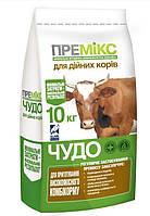 """Премикс """"Чудо"""" 1% Коровы дойные,  10кг"""