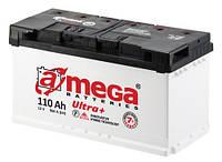 Аккумулятор автомобильный A-mega 6СТ-110 АзЕ Ultra+