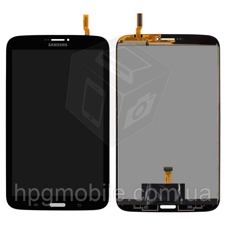 Дисплей для Samsung Tab 3 8.0 T310, T3100, T311, T3110, T315, Wi-Fi, модуль (экран), синий, оригинал