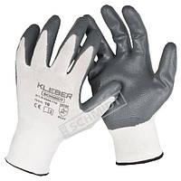 Перчатки для точных работ, покрытые нитрилом Kleber