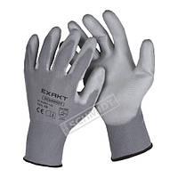 Перчатки из нейлона, без швов, для точных работ Exakt