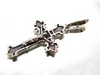 Серебряный крестик арт. 30090