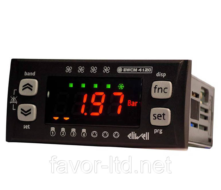 EWCM 4120 / Электронный блок управления копрессорными станциями