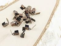 Зажимы медь 9мм  (10 штук)(товар при заказе от 500грн)