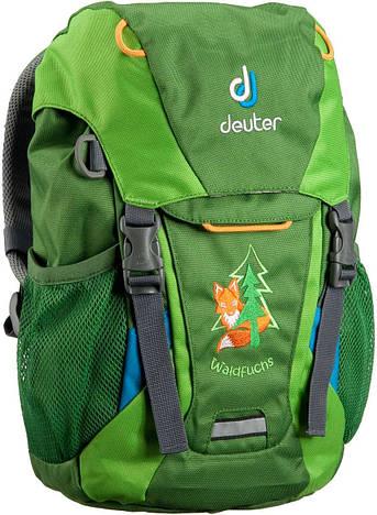 Рюкзак детский Deuter Waldfuchs emerald/kiwi (3610015 2208)