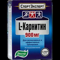 Спортэксперт ( L-карнитин), саше №10 по 3,5 г