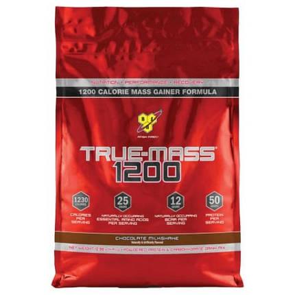 Гейнер True Mass 1200 BSN 4730 g, фото 2