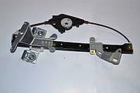 Механизм стеклоподъемника левой передней двери (электро) новый оригинал для Форд Фьюжн
