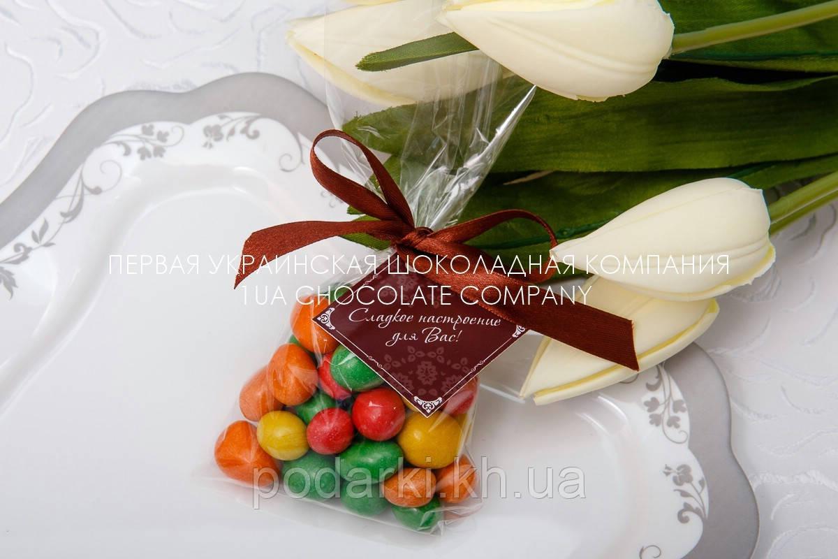 Конфеты для бонбоньерок Радуга