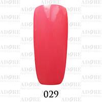 Гель-лак Adore Professional № 029 (лососево-розовый), 9 мл ADR 029/96