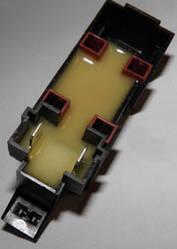Электроподжиг для газовой плиты (генератор искры) универсальный 2/4 контакта