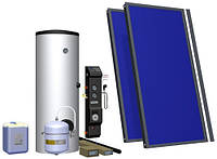 Сонячний комплект (набір) HEWALEX 2KS2100-TAC-200 для 2-4 осіб, фото 1
