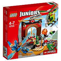 LEGO® Juniors ЗАТЕРЯННЫЙ ХРАМ