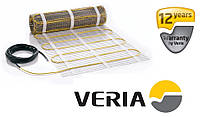 Мат двужильный Veria Quickmat 150 0,5 x 12м Теплый пол 6,0 м2