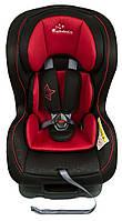 Автокресло Wonderkids CROWN SAFE (красный/черный)