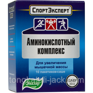 Спортэксперт - Аминокислотный комплекс, саше №10 по 4,8 г