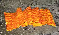 Шарф  Оранжевое чудо