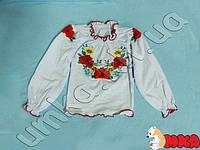 Детские рубашки-вышиванки