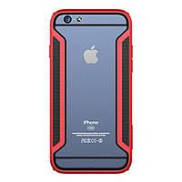 Чехол бампер Nillkin Armor-Border Series для Apple iPhone 6 6S 4.7 красный