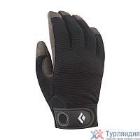 Перчатки Black Diamond Crag Чёрный M