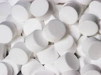Соль таблетированная, Украина