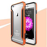 Чехол бампер Nillkin Armor-Border Series для Apple iPhone 6 6S Plus 5.5 оранжевый