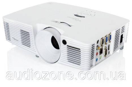 Проектор OPTOMA W351 Full 3D