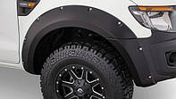 Расширители арок Bushwacker на Ford Ranger T6 (2011-)