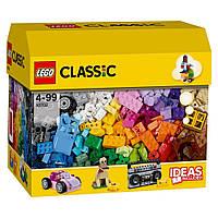 LEGO® Classic  НАБОР КУБИКОВ ДЛЯ СВОБОДНОГО КОНСТРУИРОВАНИЯ
