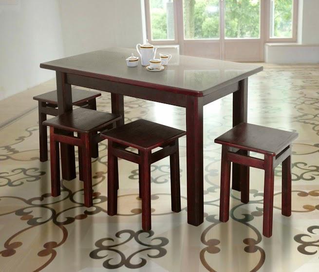 Кухонный стол СКД Летро